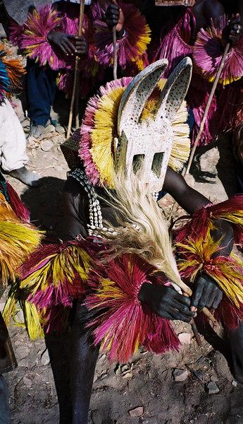 416 - West Africa 13 Mar-10 Apr 2000