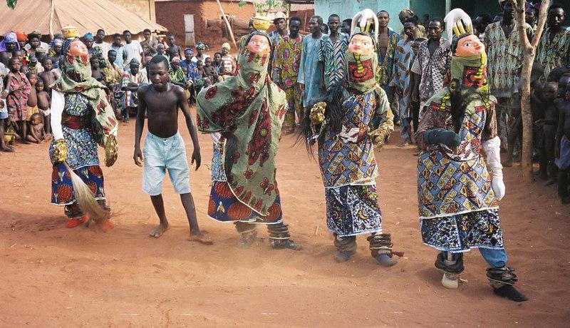 065 - West Africa 13 Mar-10 Apr 2000