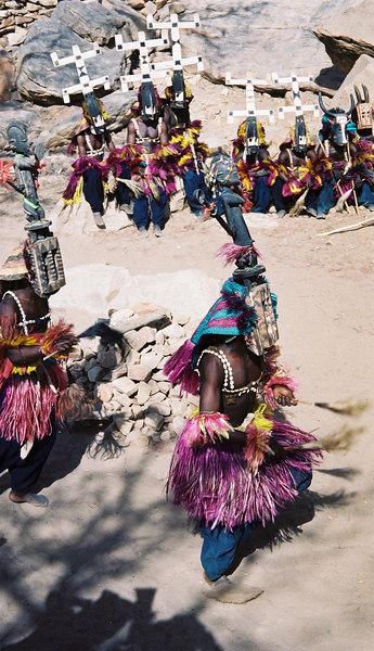 409 - West Africa 13 Mar-10 Apr 2000