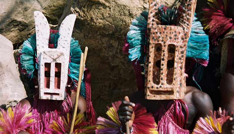415 - West Africa 13 Mar-10 Apr 2000