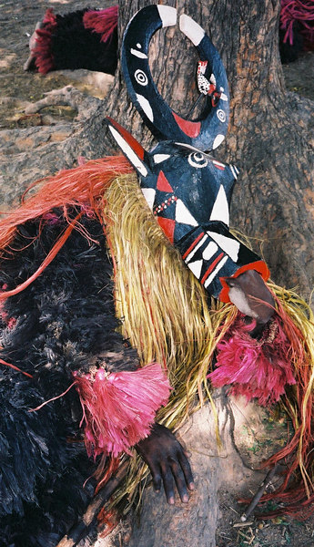 217 - West Africa 13 Mar-10 Apr 2000