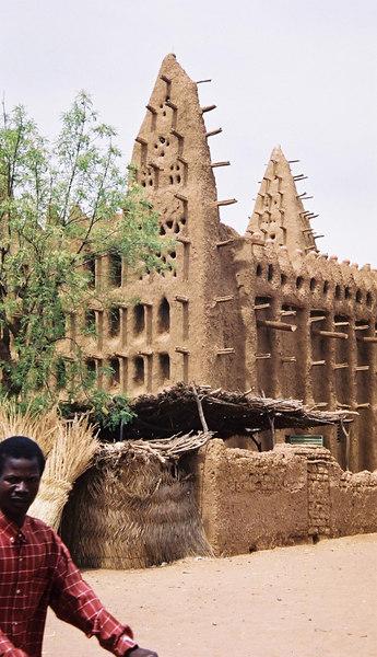 237 - West Africa 13 Mar-10 Apr 2000