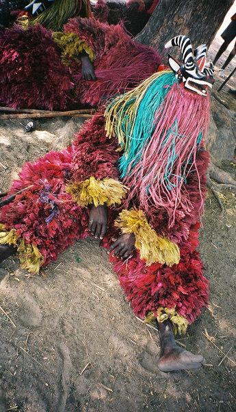 219 - West Africa 13 Mar-10 Apr 2000