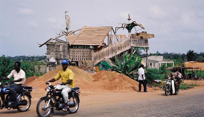 055 - West Africa 13 Mar-10 Apr 2000