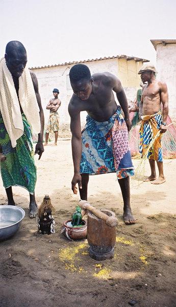 031 - West Africa 13 Mar-10 Apr 2000