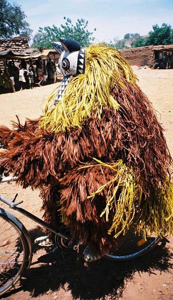 207 - West Africa 13 Mar-10 Apr 2000