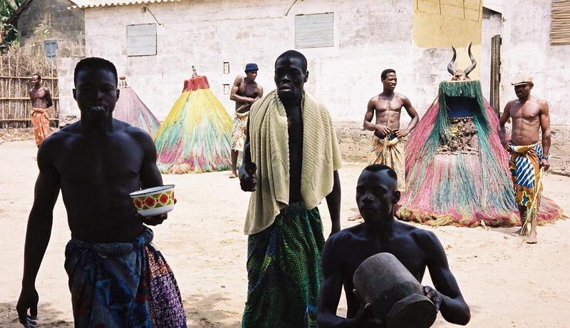 033 - West Africa 13 Mar-10 Apr 2000