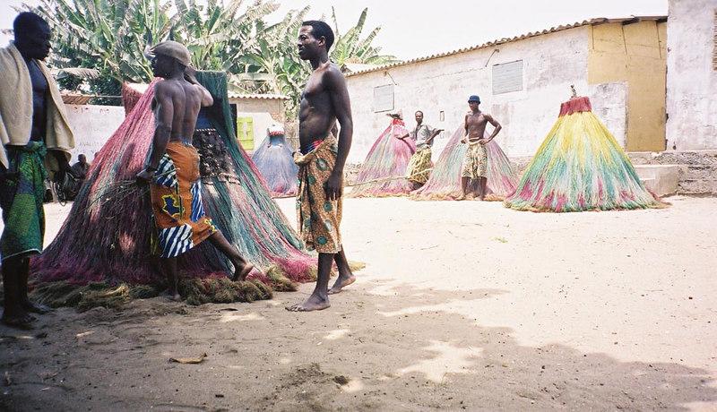 037 - West Africa 13 Mar-10 Apr 2000