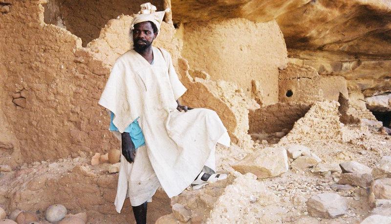 364 - West Africa 13 Mar-10 Apr 2000