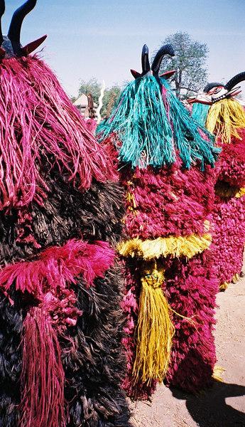222 - West Africa 13 Mar-10 Apr 2000