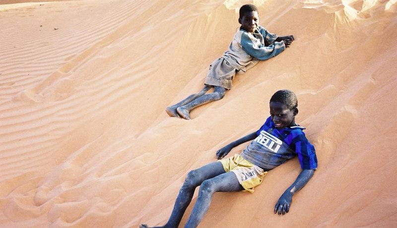 391 - West Africa 13 Mar-10 Apr 2000