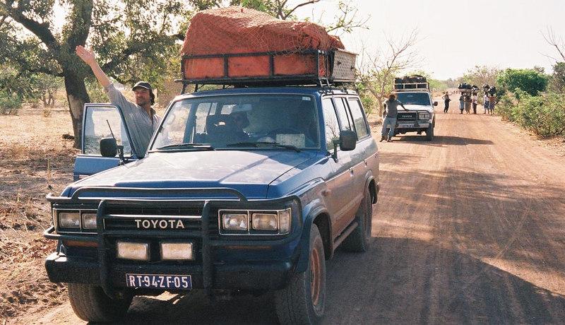 210 - West Africa 13 Mar-10 Apr 2000