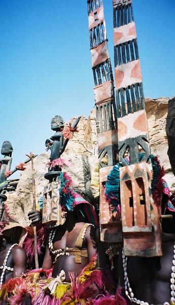 418 - West Africa 13 Mar-10 Apr 2000