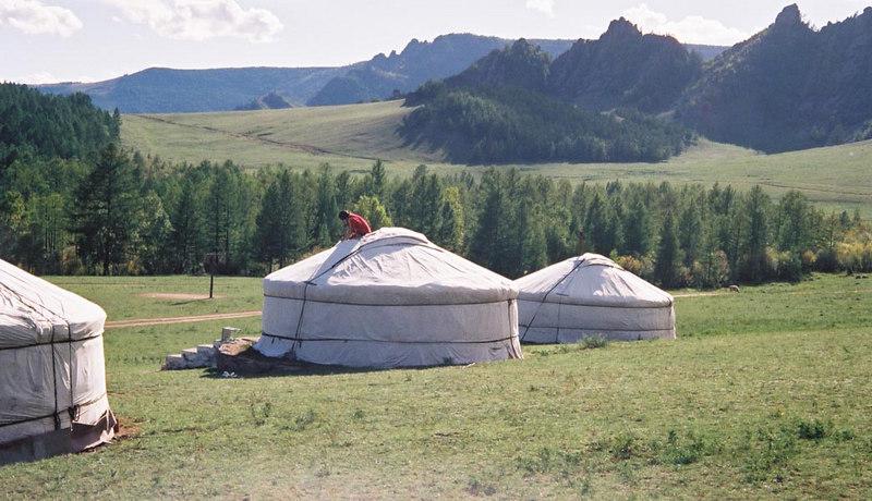 009 - 011 - Mongolia 28 Aug-9 Sep 2000 - Mongolia 28 Aug-9 Sep 2000