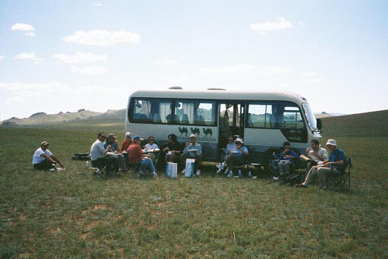 025 - 027 - Mongolia 28 Aug-9 Sep 2000 - Mongolia 28 Aug-9 Sep 2000