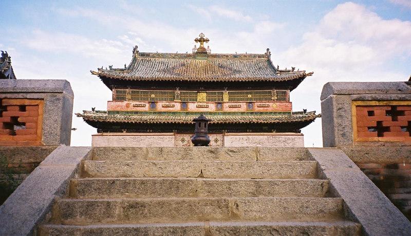 021 - 023 - Mongolia 28 Aug-9 Sep 2000 - Mongolia 28 Aug-9 Sep 2000