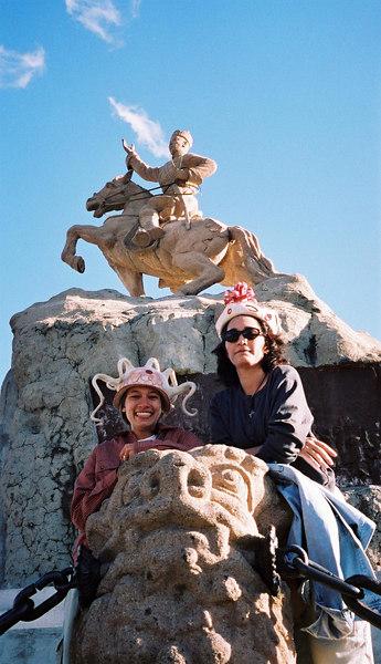 188 - 210 - Mongolia 28 Aug-9 Sep 2000 - Mongolia 28 Aug-9 Sep 2000