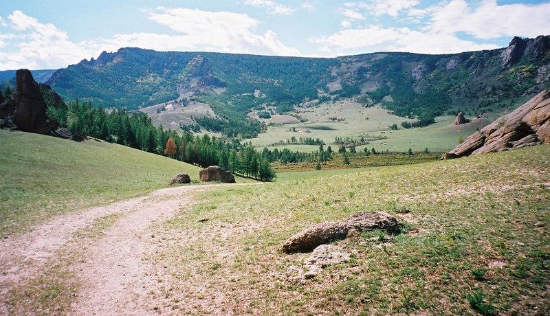 001 - 001 - Mongolia 28 Aug-9 Sep 2000 - Mongolia 28 Aug-9 Sep 2000