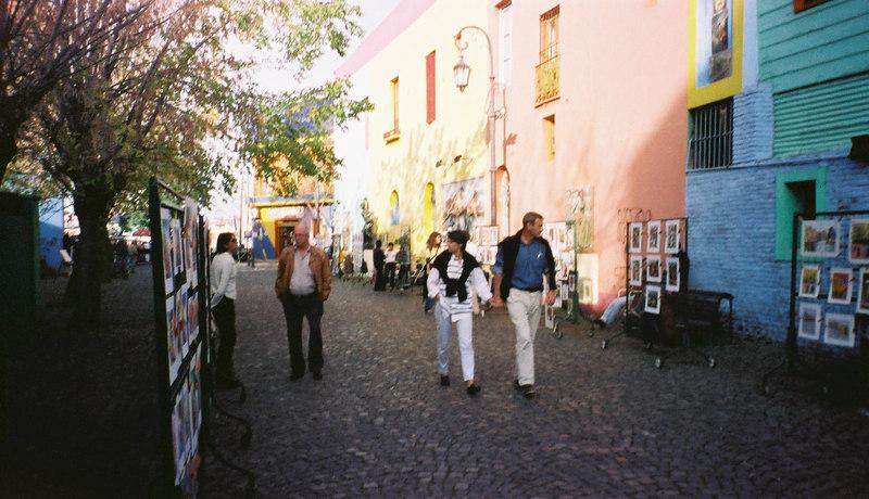 002 - Buenos Aires & Uruguay 22-28 May 2002