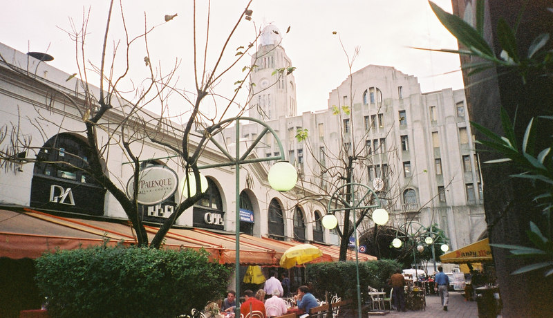 041 - Buenos Aires & Uruguay 22-28 May 2002