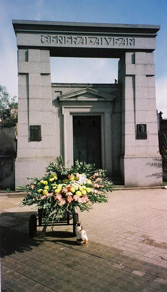 004 - Buenos Aires & Uruguay 22-28 May 2002