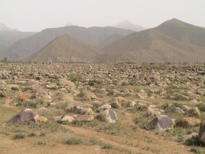 015 - Kazahkstan & Kyrgyz Republic