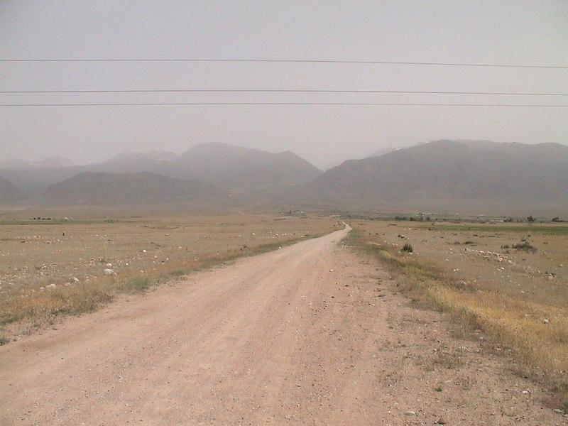 016 - Kazahkstan & Kyrgyz Republic