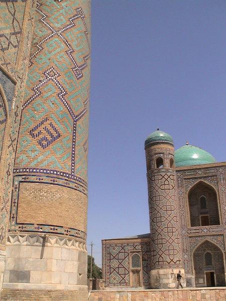 104 - Uzbekistan