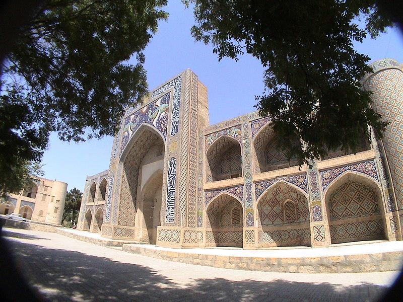 001 - Uzbekistan