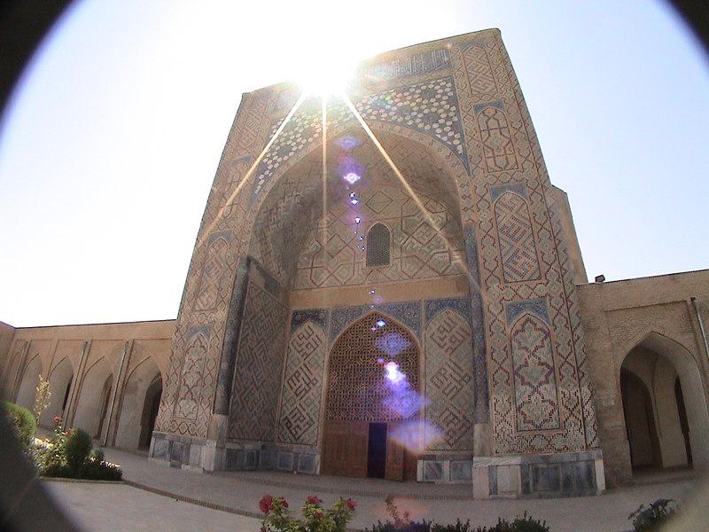 064 - Uzbekistan