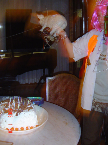 099 - Lurlene's 40th Birthday Bash