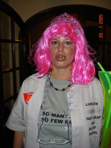 078 - Lurlene's 40th Birthday Bash