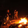 038 - <br /> Day 2 - <br /> Tuareg Tea around the campfire <br /> (Page 2-Image 5)