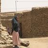 127 - <br /> Day 4 - <br /> Schoolgirl in Dirkou  <br /> (Page 9-Image 7)