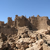 044 - <br /> Day 3 - <br /> Climbing up into the ruined fortress of Djado <br /> (Page 3-Image 14)