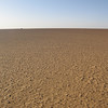 408 - <br /> Day 11 - <br /> Into the desert again; So barren that you can even see the curve of the earth <br /> (Page 28-Image 3)
