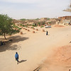 249 - <br /> Day 7 - <br /> The center of Agadez as seen from the terrace of De L'Air hotel <br /> (Page 17-Image 9)