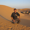 415 - <br /> Day 11 - <br /> Flip at the last dunes camp of the trip <br /> (Page 28-Image 10)