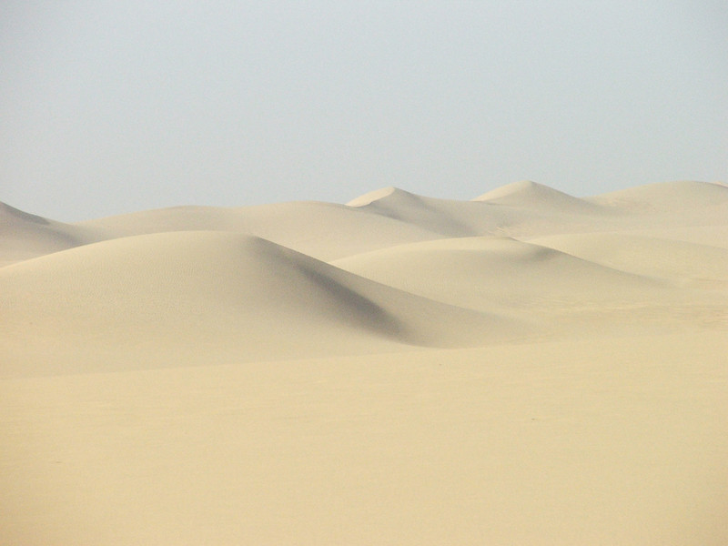 190 - <br /> Day 6 - <br /> The next morning, our day includes THE most perfect dunes of the trip <br /> (Page 13-Image 10)