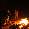 038 - <br /> Day 2 - <br /> Tuareg Tea around the campfire <br /> (Page 3-Image 8)