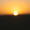 442 - <br /> Day 12 - <br /> Last desert sunset before we drive through the night to Tamarasset <br /> (Page 30-Image 7)
