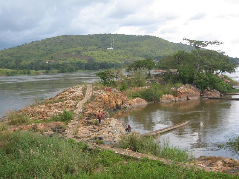 003 - 2006-10 (Oct) Central Africa (Bangui)