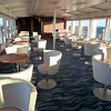 Ship's Observation Lounge - Top of the ship, with 360 degree views