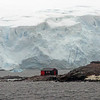 Port Lockroy British station, Wiencke Island, Antarctic peninsula
