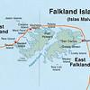 0000C - Falklands Map