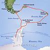 0000A - Antarctica Map