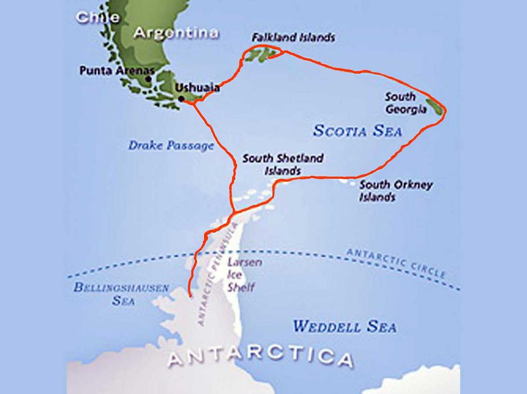0000A---Antarctica-Map