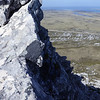 Top of Mount William, Falkland Islands