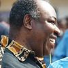 Ali Bongo Ondimba, <br /> The President of Gabon.