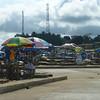 Marche du Bananes in Libreville.